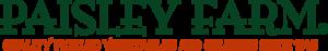 Paisley Farm's Company logo