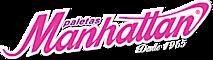 Paletas Manhattan & Blue Bell Ice Cream's Company logo