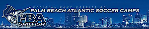 Palm Beach Atlantic University Men's Soccer's Company logo