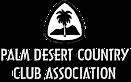 Palm Desert Country Club Association's Company logo