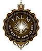 Palm Aluminum and Glass's Company logo