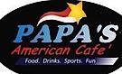 Papa's American Cafe's Company logo