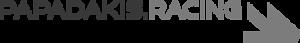 Papadakis Racing's Company logo