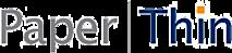 PaperThin's Company logo