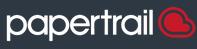 Papertrail's Company logo