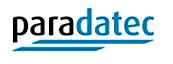 Paradatec's Company logo