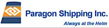 Paragon Shipping's Company logo