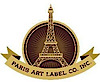 Paris Art Label's Company logo