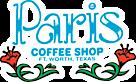 paris coffee shop's Company logo