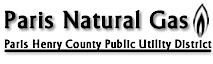 Paris Natural Gas's Company logo