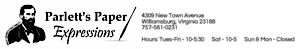 Parletts Paper Expressions's Company logo