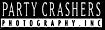 Pegasus Photo's Competitor - Partycrashers logo