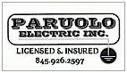 Paruolo Electric's Company logo