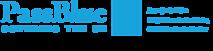 Passblue's Company logo