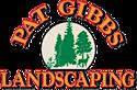 Pat Gibbs Landscaping's Company logo