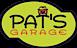 Pat's Garage Logo