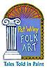 Pat Wiley Folk Art- Tales Told In Paint's Company logo