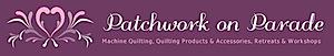 Patchwork On Parade's Company logo