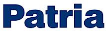 Patria's Company logo