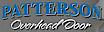Patterson Overhead Door Logo