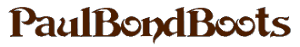 Paul Bond Boot's Company logo
