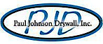 Paul Johnson Drywall's Company logo