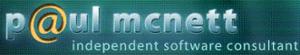 Paul McNett's Company logo