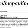 Paulinepauline-blog's Company logo
