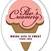 Pav's Creamery's Company logo