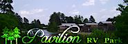 Pavilion R V Park's Company logo