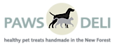 Paws Deli New Forest's Company logo
