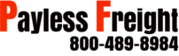 Payless Freight's Company logo