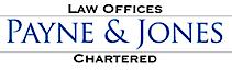 Payne & Jones  Chartered's Company logo