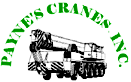 Paynes Cranes's Company logo