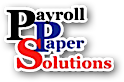 Payroll Paper Solutions's Company logo