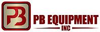 Pb Equipment's Company logo