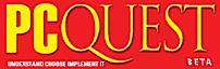 Pcquest's Company logo
