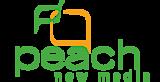 Peach New Media's Company logo