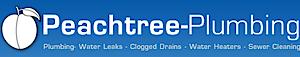 Peachtree Plumbing's Company logo