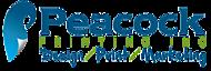 Peacock Printing's Company logo
