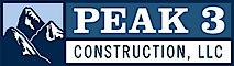 Peak 3 Construction's Company logo
