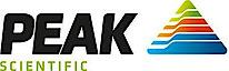 Peak Scientific's Company logo