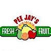 Pee Jays Fresh Fruit's Company logo