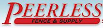 Peerless Fence's Company logo