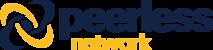 Peerless Network's Company logo