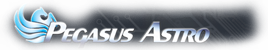 Pegasus Astro's Company logo