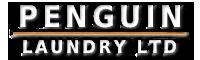 Penguin Laundry's Company logo