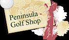 Peninsula Golf Shop's Company logo