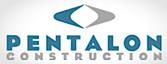 Pentalon Construction's Company logo