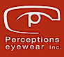 Perceptionseyewear's Company logo